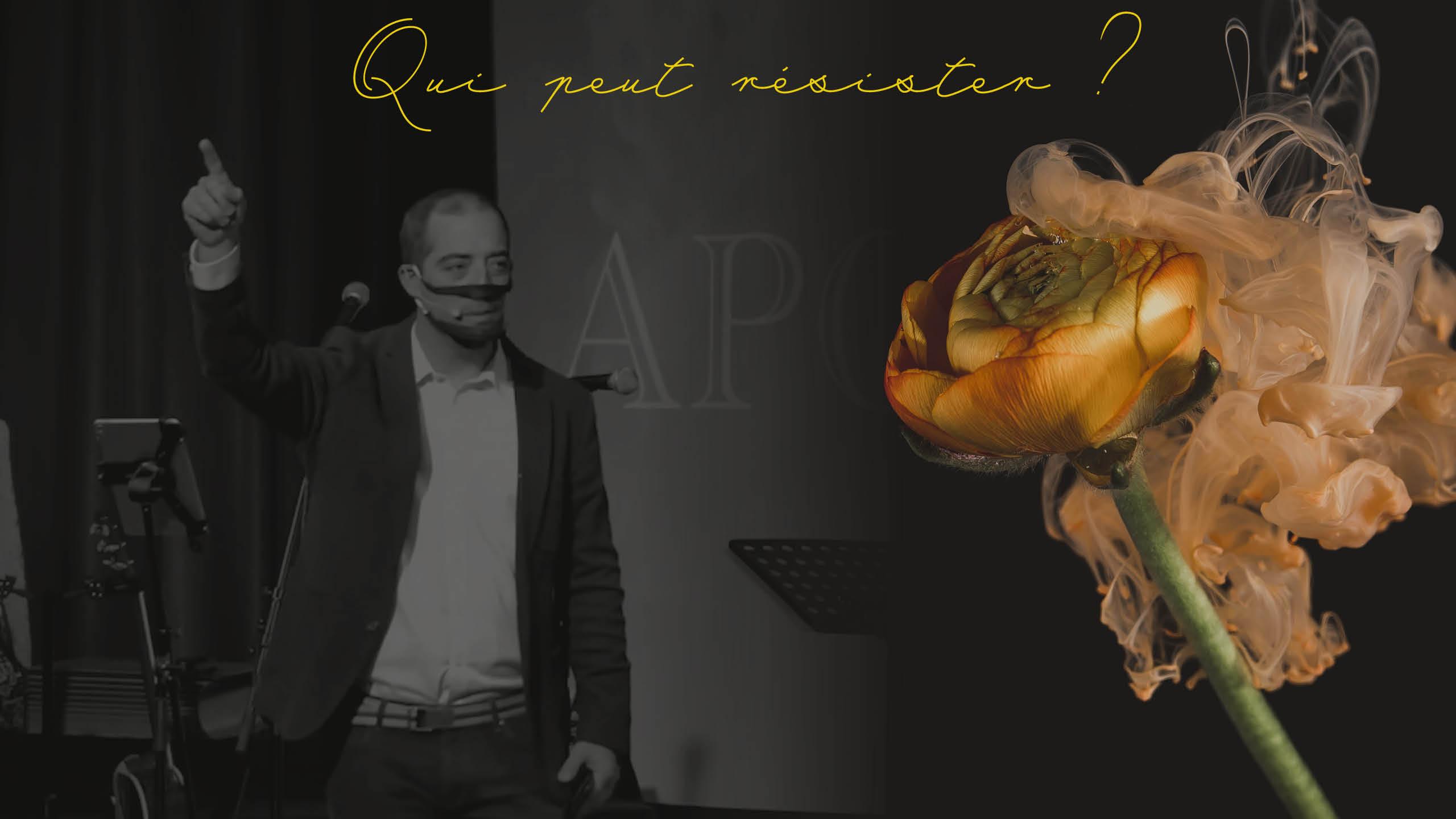 Qui peut résister ? – Apocalypse #11 | 18 avril 2021 | Léo Garcia